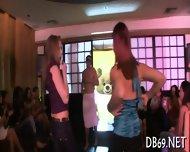 Salacious Blowjob Party - scene 12