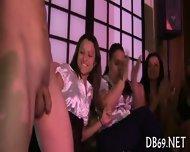 Salacious Blowjob Party - scene 4