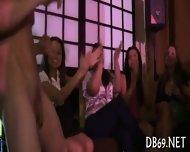 Salacious Blowjob Party - scene 5