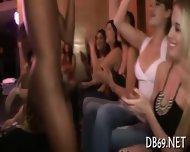 Salacious Blowjob Party - scene 6