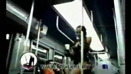 Lap dance in the train - scene 12