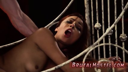 Bondage anal creampie and ts punishment xxx Poor tiny Jade Jantzen, she just desired to