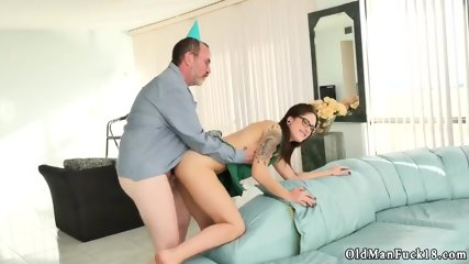 Very old creampie Let s soiree you compeer s sons of bitches!