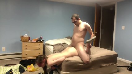 Soft Bondage Fuck