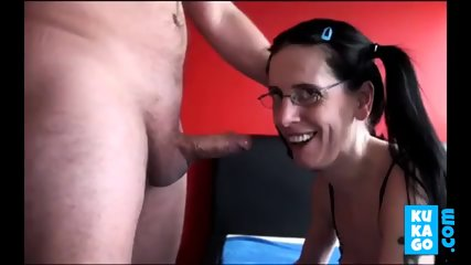 Gorgeous Submissive German Slave, Fucked and Cumshot 5