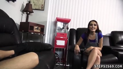 Teen rimming old guy and lost bet to pervert Sucking Stepbros Banana