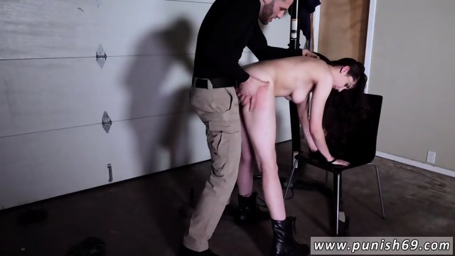Tape gagged and fucked Kyra Rose in Military Sex Prially s soner