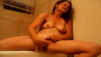 Mature fucks herself with Finger - scene 10
