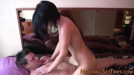 Amateur Hooker Gets Cum