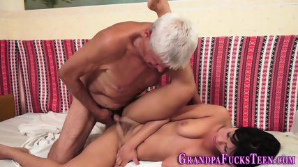 Teenager blows pensioner