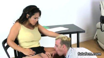 Girls shag bfs butt hole with big strap-ons and blast semen