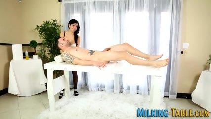 Asian sex therapist tugs