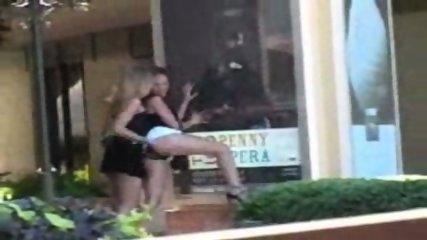 Lesbians in Public - scene 3