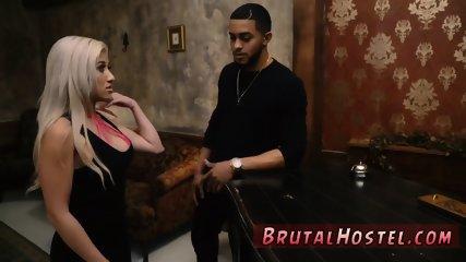 Rough burglar and footjob slave xxx Big-breasted platinum-blonde hotty Cristi Ann is on