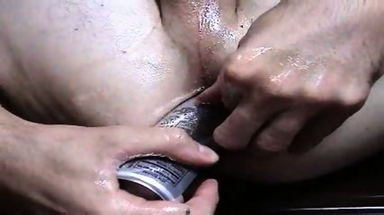 Male Rubber Cock Fun - scene 11