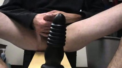 Male Rubber Cock Fun - scene 6