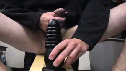 Male Rubber Cock Fun - scene 7