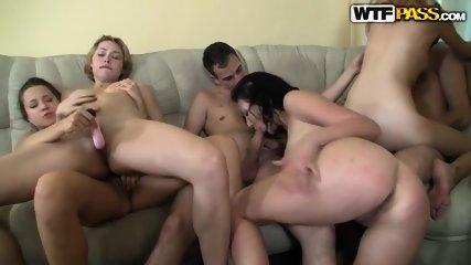 Crazy Orgy