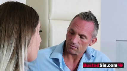 Babysitter s boss makes up for her worst day ever by fucking her pussy