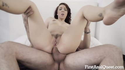 Chick's First Anal