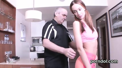 Erotic bookworm was teased and plowed by older tutor