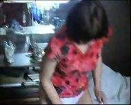 Russian Mum gets fucked - scene 1