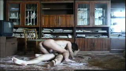 Russian Mum gets fucked - scene 10