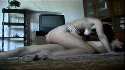 Russian Mum gets fucked - scene 12