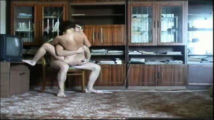 Russian Mum gets fucked - scene 6