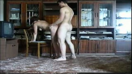 Russian Mum gets fucked - scene 7