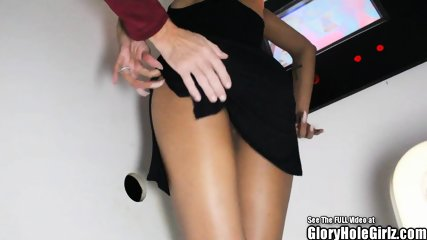 Big Tit Redbone Amazon Glory Hole Suck and Fuck