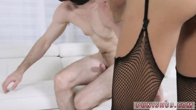 Teen couple switch first time He is then blindfolded and collared