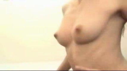 Pink panties babe - scene 9