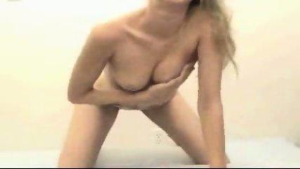 Pink panties babe - scene 5