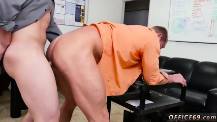 Small boy try gay sex video First day at work