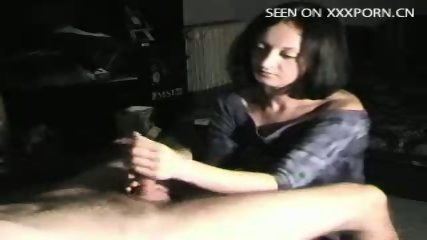 Hot handjob - part 1 - scene 3