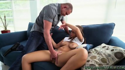 Big tits milf cock first time Sneaking Around With Daddy s friend