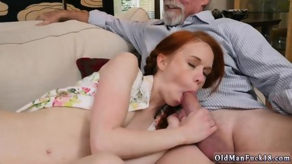 Teen makes cum twice first time We planned a little surprise for her and had a shining