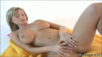 Blond Zuzana teasing - scene 11