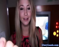 Blonde Glory Hole Babe Fuck And Suck