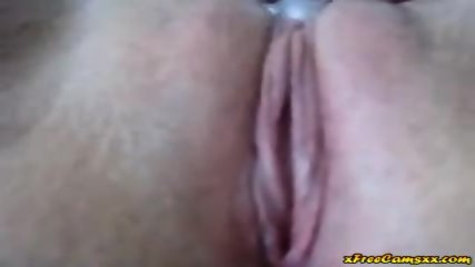 Hot Tight Wet Pink Creamy Pussy Close Up Masturbation