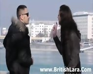British Mature Picks Up Guy For Sex On Street