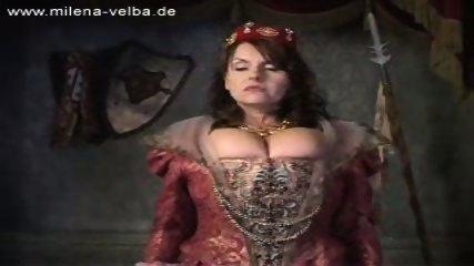 Queen Milena - Big Boobs - scene 1