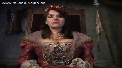Queen Milena - Big Boobs - scene 2