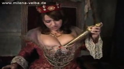 Queen Milena - Big Boobs