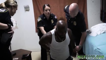 Blonde milf facial hd Milf Cops