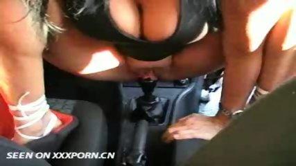 Car fuck! - scene 1