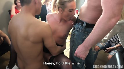 Group Sex At Home - scene 2