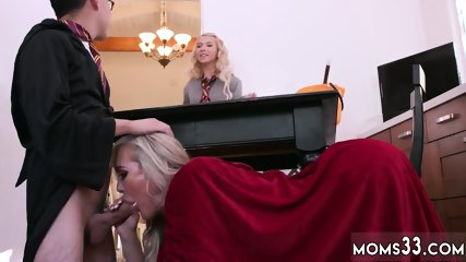 Mom needs pal crony s sons cock and natural milf boob hd Halloween Special With A