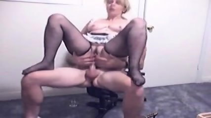 Amateur maid gets rough fuck and talks dirty